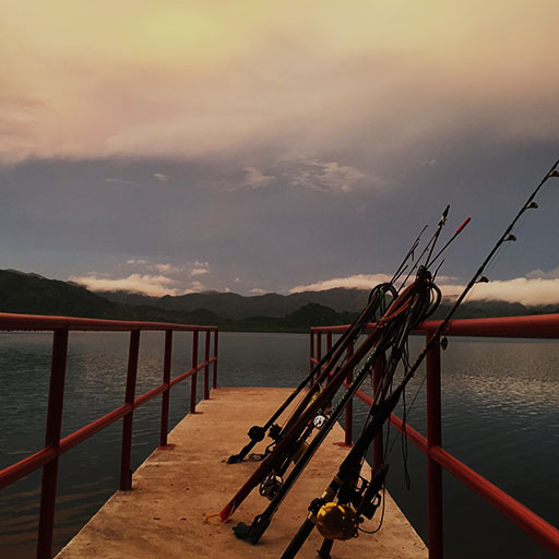 Marina View Hannibal Lodge Panama - hostel Coiba Island Fishing Spearfishing and Scuba adventure